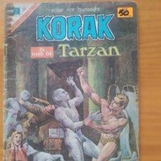 Tebeos: KORAK EL HIJO DE TARZAN - Nº 26 - EDITORIAL NOVARO - LEER DESCRIPCION (GV). Lote 288914778