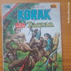 Tebeos: KORAK EL HIJO DE TARZAN - Nº 32 - EDITORIAL NOVARO (GV). Lote 288915988