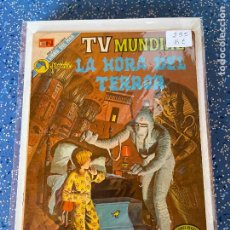 Livros de Banda Desenhada: NOVARO TV MUNDIAL NUMERO 255 BUEN ESTADO. Lote 289396348