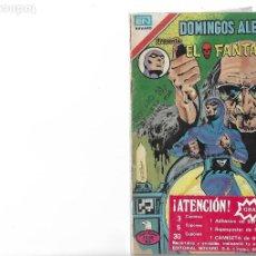 Tebeos: DOMINGOS ALEGRES-EL FANTASMA-SERIE AGUILA1979-NOVARO. Lote 289403408