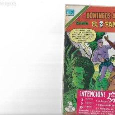 Tebeos: DOMINGOS ALEGRES-EL FANTASMA-SERIE AGUILA1979-NOVARO-2. Lote 289403818