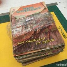 Giornalini: VIDAS EJEMPLARES NOVARO, 60 NUMEROS (VER DESCRIPCION) EDITORIAL NOVARO AÑO 1961-1970. Lote 289416213
