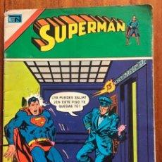 Tebeos: SUPERMAN - Nº 2 - 1072. NOVARO - SERIE AGUILA, 1976. Lote 289541813