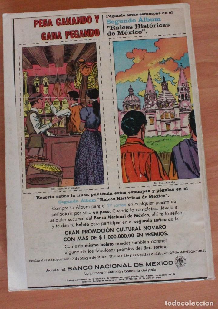 Tebeos: NOVARO Vidas ejemplares, ilustres, historia cristianismo, patronos - 8 9 10 11 16 209 238 240 246.. - Foto 2 - 289436628