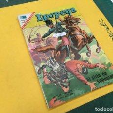 Tebeos: EPOPEYA NOVARO, 4 NUMEROS (VER DESCRIPCION) EDITORIAL NOVARO AÑO 1966-1967. Lote 289555213
