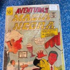 Tebeos: EDITORA EL SOL AVENTURAS MAGIA NEGRA NUMERO 207 NORMAL ESTADO. Lote 289578718