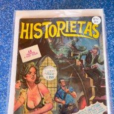 Tebeos: EDITORA EL SOL HISTORIETAS NUMERO 841 NORMAL ESTADO. Lote 289579013