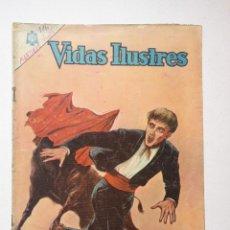 Tebeos: VIDAS ILUSTRES N° 116 - EL PADRE COLOMA - ORIGINAL EDITORIAL NOVARO. Lote 289593513