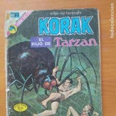 Giornalini: KORAK EL HIJO DE TARZAN - Nº 13 - EDITORIAL NOVARO (GV). Lote 289608203