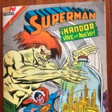 Tebeos: SUPERMAN - Nº 2 - 1418. NOVARO - SERIE AGUILA, 1983.. Lote 289608623