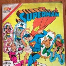 Tebeos: SUPERMAN - Nº 2 - 1431. NOVARO - SERIE AGUILA, 1983.. Lote 289609908