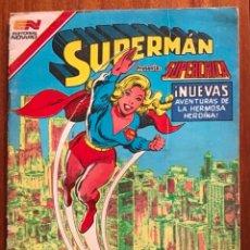 Tebeos: SUPERMAN - Nº 2 - 1461. NOVARO - SERIE AGUILA, 1984.. Lote 289610738