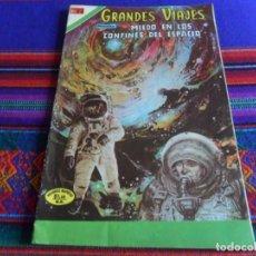 Tebeos: MUY BUEN ESTADO, GRANDES VIAJES Nº 144 MIEDO EN LOS CONFINES DEL ESPACIO. 1973.. Lote 289665468