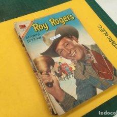 Tebeos: ROY ROGERS NOVARO, 11 NUMEROS (VER DESCRIPCION) EDITORIAL NOVARO AÑO 1965-1973. Lote 289685338