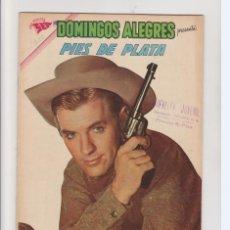 Tebeos: DOMINGOS ALEGRES NUMERO 433 PIES DE PLATA. Lote 289695763