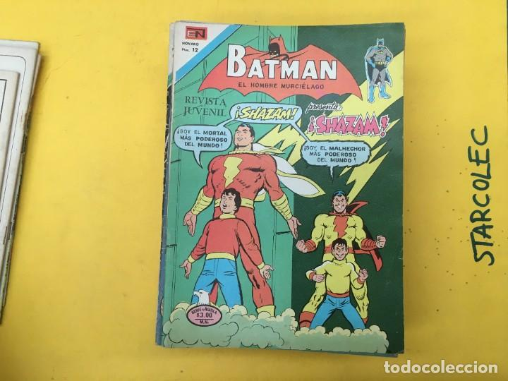 Tebeos: BATMAN SERIE AGUILA NOVARO, 30 NUMEROS (VER DESCRIPCION) EDITORIAL NOVARO AÑO 1975-1979 - Foto 7 - 289805798