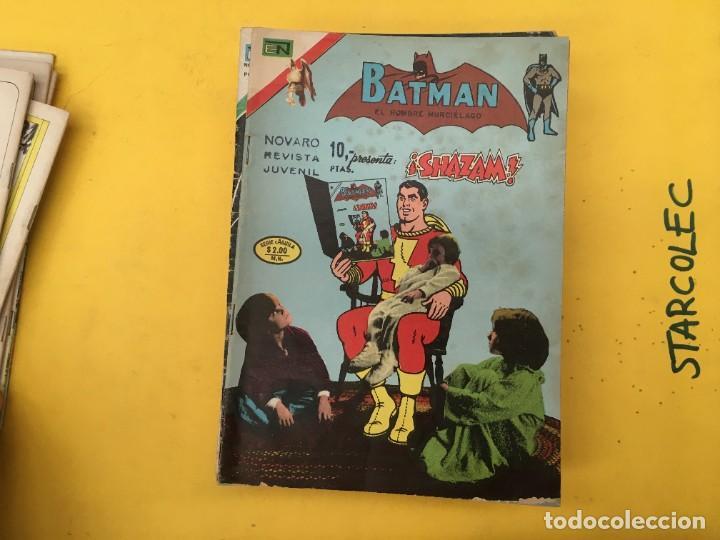 Tebeos: BATMAN SERIE AGUILA NOVARO, 30 NUMEROS (VER DESCRIPCION) EDITORIAL NOVARO AÑO 1975-1979 - Foto 10 - 289805798