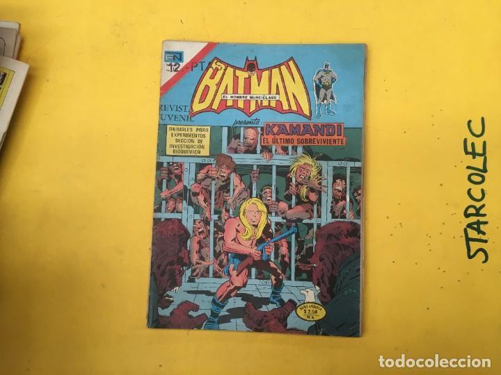 Tebeos: BATMAN SERIE AGUILA NOVARO, 30 NUMEROS (VER DESCRIPCION) EDITORIAL NOVARO AÑO 1975-1979 - Foto 30 - 289805798