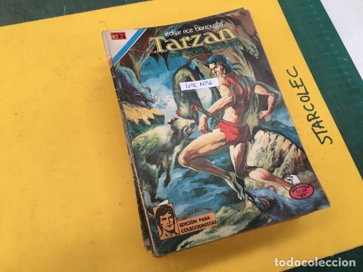 TARZAN DE LOS MONOS SERIE AGUILA NOVARO, 29 NUMEROS (VER DESCRIPCION) EDITORIAL NOVARO AÑO 1975-1978 (Tebeos y Comics - Novaro - Tarzán)