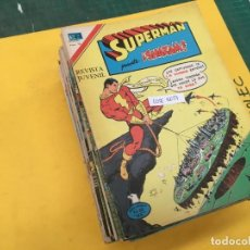 Tebeos: SUPERMAN SERIE AGUILA NOVARO, 38 NUMEROS (VER DESCRIPCION) EDITORIAL NOVARO AÑO 1975-1979. Lote 289813968