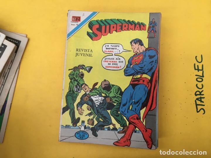 Tebeos: SUPERMAN SERIE AGUILA NOVARO, 38 NUMEROS (VER DESCRIPCION) EDITORIAL NOVARO AÑO 1975-1979 - Foto 19 - 289813968