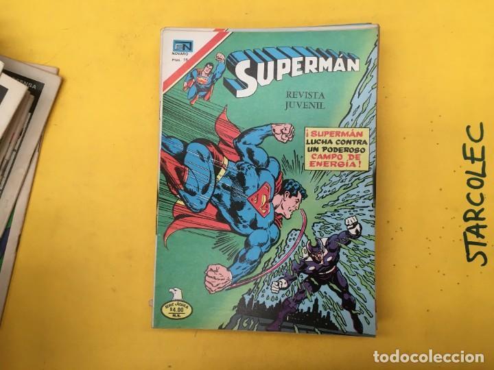 Tebeos: SUPERMAN SERIE AGUILA NOVARO, 38 NUMEROS (VER DESCRIPCION) EDITORIAL NOVARO AÑO 1975-1979 - Foto 27 - 289813968