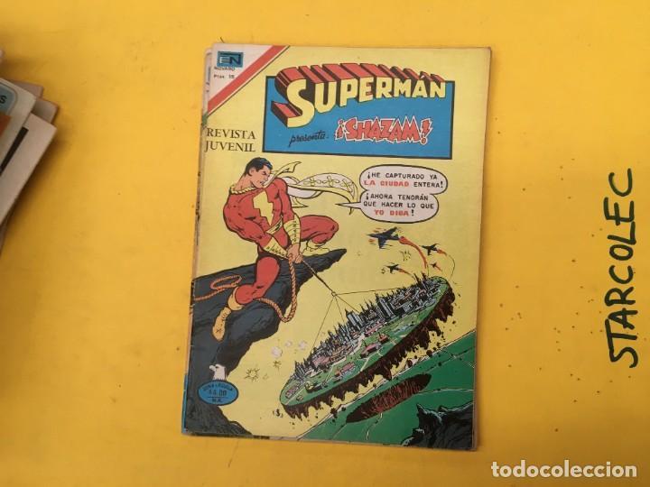 Tebeos: SUPERMAN SERIE AGUILA NOVARO, 38 NUMEROS (VER DESCRIPCION) EDITORIAL NOVARO AÑO 1975-1979 - Foto 37 - 289813968