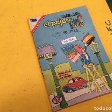 Tebeos: EL PAJARO LOCO SERIE AGUILA NOVARO, 3 NUMEROS (VER DESCRIPCION) E. NOVARO AÑO 1976-1977. Lote 290016228