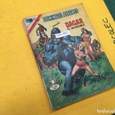 Tebeos: DOMINGOS ALEGRES SERIE AGUILA NOVARO, 5 NUMEROS (VER DESCRIPCION) E. NOVARO AÑO 1978-1979. Lote 290017328