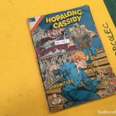 Tebeos: HOPALONG CASSIDY SERIE AGUILA NOVARO, 5 NUMEROS (VER DESCRIPCION) E. NOVARO AÑO 1979-1979. Lote 290023613