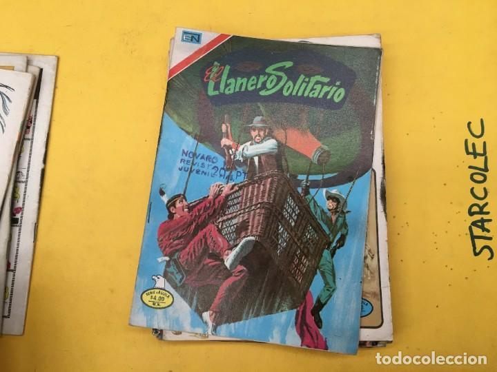 Tebeos: EL LLANERO SOLITARIO SERIE AGUILA NOVARO, 15 NUMEROS (VER DESCRIPCION) E. NOVARO AÑO 1976-1979 - Foto 6 - 290024878