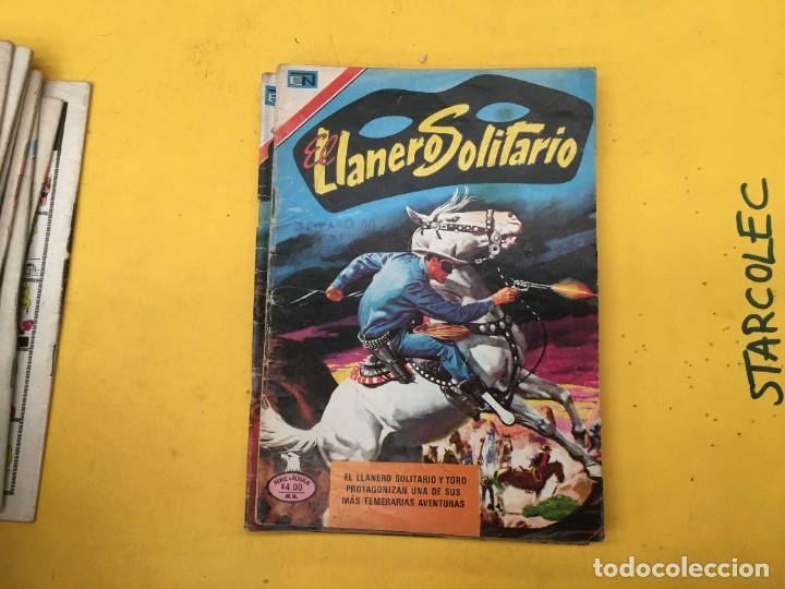 Tebeos: EL LLANERO SOLITARIO SERIE AGUILA NOVARO, 15 NUMEROS (VER DESCRIPCION) E. NOVARO AÑO 1976-1979 - Foto 11 - 290024878