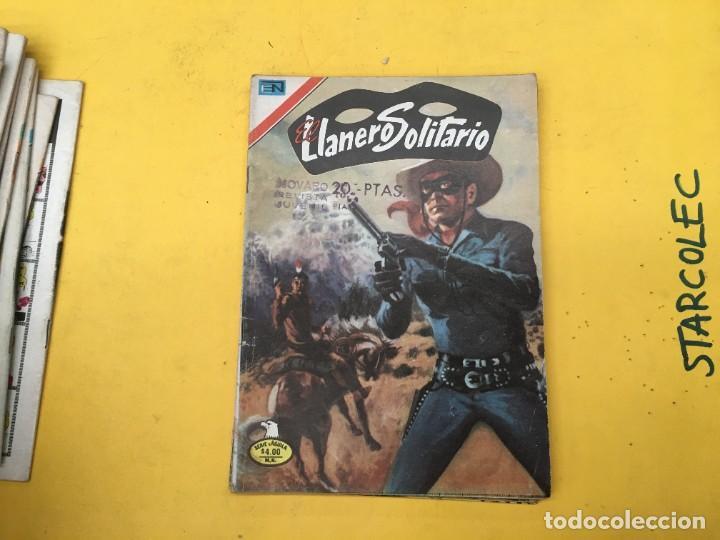 Tebeos: EL LLANERO SOLITARIO SERIE AGUILA NOVARO, 15 NUMEROS (VER DESCRIPCION) E. NOVARO AÑO 1976-1979 - Foto 13 - 290024878