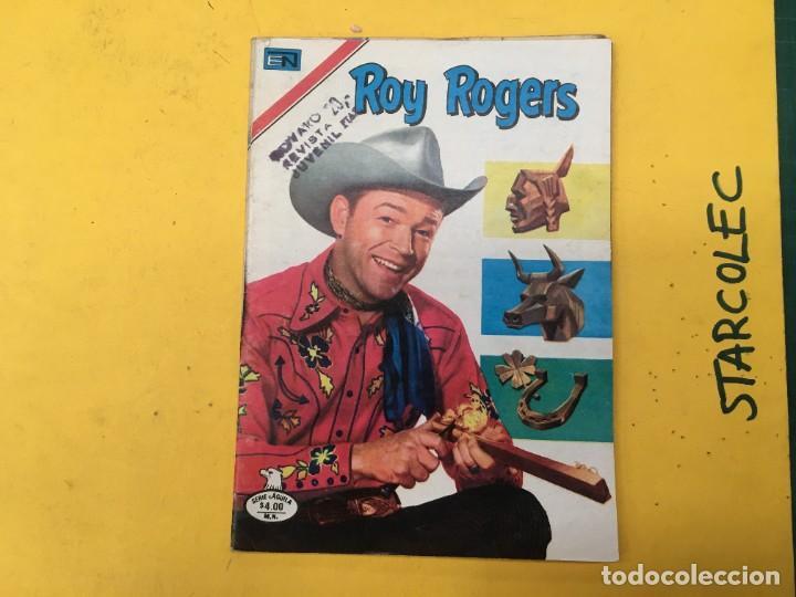 Tebeos: ROY ROGERS SERIE AGUILA NOVARO, 2 NUMEROS (VER DESCRIPCION) E. NOVARO AÑO 1977-1979 - Foto 2 - 290026138