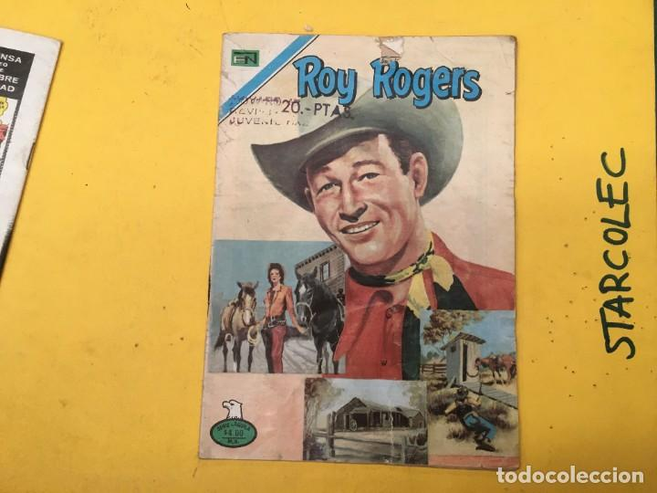 Tebeos: ROY ROGERS SERIE AGUILA NOVARO, 2 NUMEROS (VER DESCRIPCION) E. NOVARO AÑO 1977-1979 - Foto 3 - 290026138