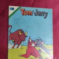 Tebeos: TOM Y JERRY. Nº 452. SERIE AGUILA. NOVARO.. Lote 290149668