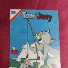 Tebeos: TOM Y JERRY. Nº 448. SERIE AGUILA. NOVARO.. Lote 290184068