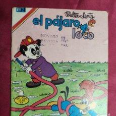 Tebeos: EL PÁJARO LOCO. Nº 507. SERIE AGUILA. NOVARO.. Lote 290191848