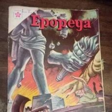 Tebeos: EL COLOSO DE RODAS. EPOPEYA. Nº 32. NOVARO. MADRID, 1961. Lote 290218248