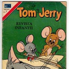 Tebeos: TOM Y JERRY Nº 393 (NOVARO 1974). Lote 290424413