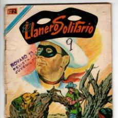 Tebeos: EL LLANERO SOLITARIO Nº 2-399 (NOVARO 1977). Lote 290426748
