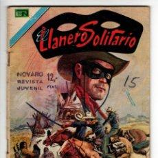 Tebeos: EL LLANERO SOLITARIO Nº 358 (NOVARO 1976). Lote 290427188