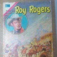 Tebeos: ROY ROGERS, NOVARO, Nº 318, 27 DE MARZO DE 1974. Lote 290729558