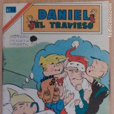 Tebeos: DANIEL EL TRAVIESO Nº 2-250. NOVARO SERIE AGUILA 1978. BUENO. Lote 291519258