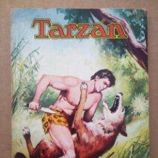 Tebeos: TARZÁN LIBRO CÓMIC TOMO XVIII (NOVARO, 1976). 64 PÁGINAS A COLOR CON CUBIERTAS EN RÚSTICA.. Lote 291861463