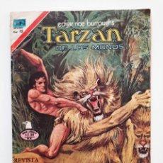 Tebeos: TARZAN, EL IMPERIO KANKALUR, EDITORIAL NOVARO N° 2527. AÑO 1977. Lote 291995093