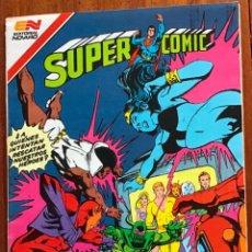 Tebeos: SUPERCOMIC - Nº 2 - 214. SUPERMAN. NOVARO - SERIE AGUILA. 1981. Lote 292124108