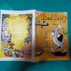 Tebeos: TOM Y JERRY Nº 54 SEA / NOVARO 1 DE FEBRERO DE 1956.. Lote 292142798