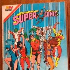 Tebeos: SUPERCOMIC - Nº 2 - 255. SUPERMAN. NOVARO - SERIE AGUILA. 1982. Lote 292155258