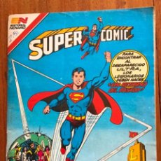 Tebeos: SUPERCOMIC - Nº 2 - 282. SUPERMAN. NOVARO - SERIE AGUILA. 1983. Lote 292167118